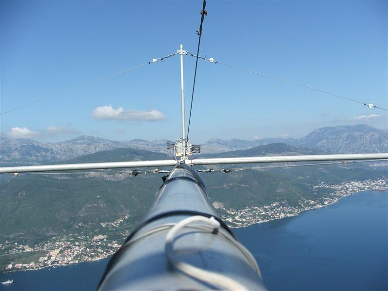Montenegro 4O3A 2 element yagi 80m CQ WW DX SSB Contest 2009 DX News